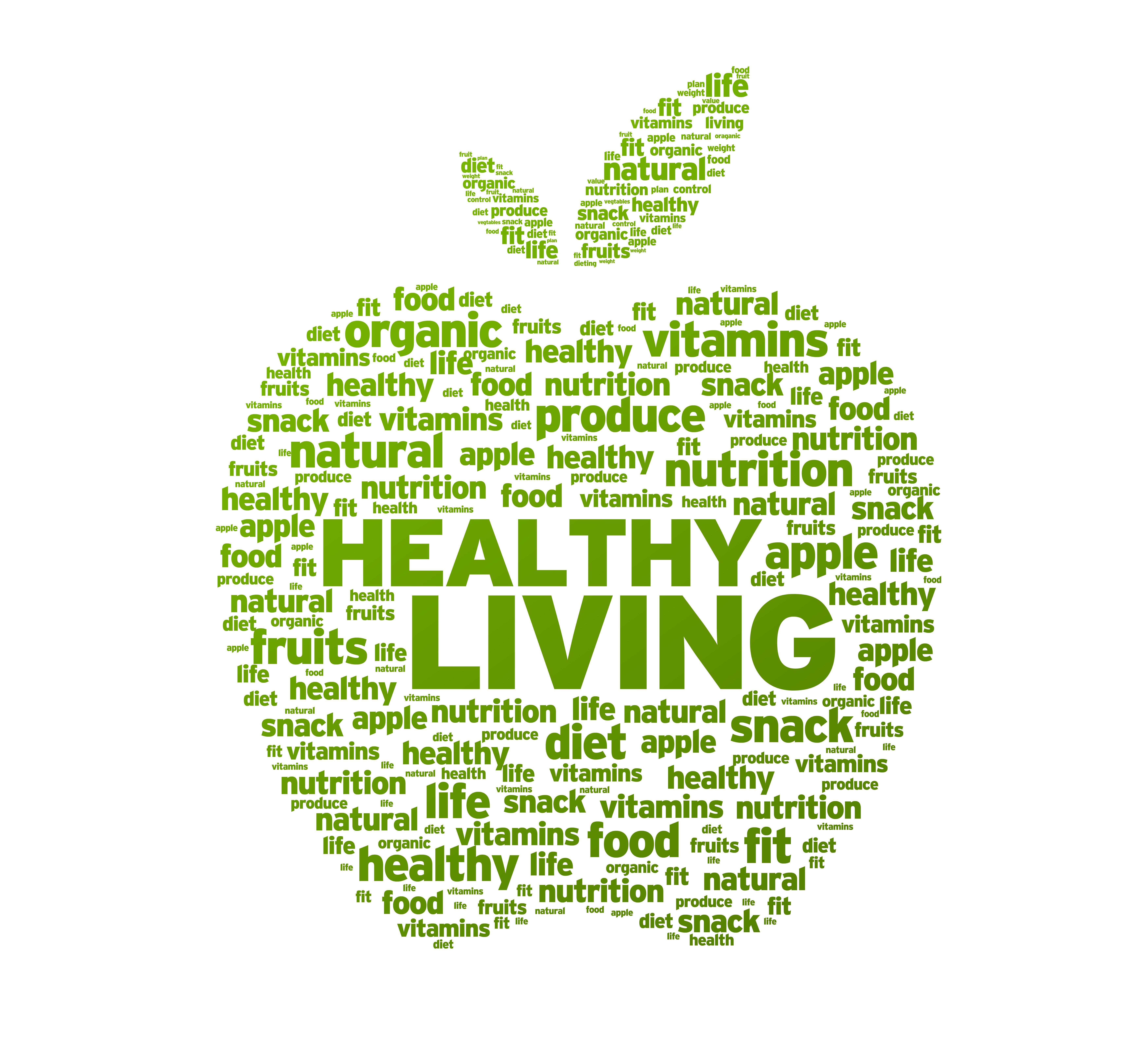 Nieuwe rubriek 'healthy eats'