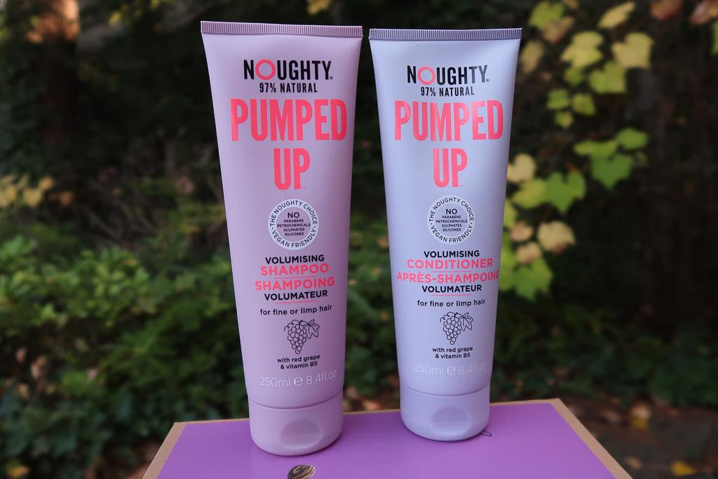 Noughty Pumped Up Shampoo & Conditioner