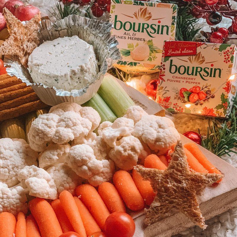 3x aperitiefhapjes met Boursin